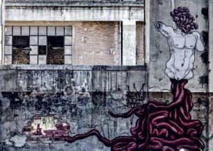 Reggiane, laboratorio di Street Art