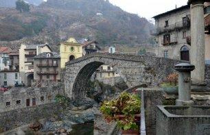 Mostra fotografica a Pont Saint Martin