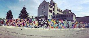Zu Art Day e Looper Fest al Vicolo del Fontanile in via Zuretti