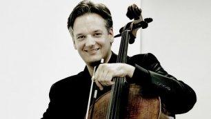 Il violoncellista Jens Peter Maintz