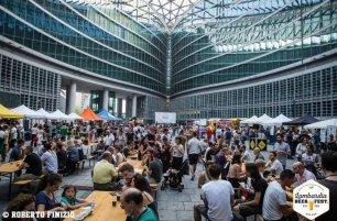 Lombardia Beer Fest in piazza Città di Lombardia
