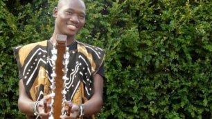 Moustapha Dembélé, griot del Mali