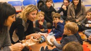 Capricci Sonori, laboratorio musicale dedicato alle famiglie