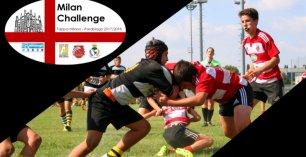 Torneo nazionale di rugby Superchallenge U14 al Centro sportivo Curioni e al Centro sportivo Crespi