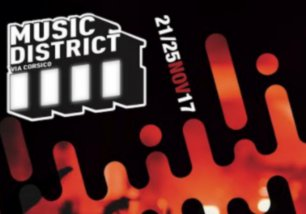 RAL8022 alla Milano Music Week