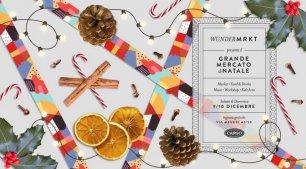 Wunder Mrkt natalizio a Cargo&HighTech