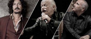 Sergio Cammariere, Gino Paoli e Danilo Rea all'Auditorium di Milano