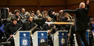 Verdi Jazz Orchestra e Pino Jodice & Alex Usai Big Bandrix al Blue Note