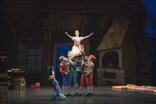 Agli Arcimboldi l'Accademia Ucraina di Balletto in