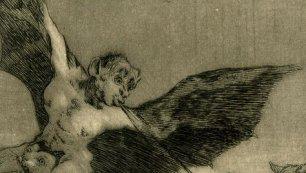 Pavia, la mostra di Goya al castello Visconteo