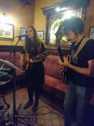 Pavia, il rock acustico di Nicole e Claudio