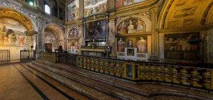Ferragosto tra arte e musica nel Coro di San Maurizio al Monastero Maggiore