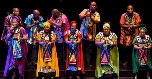 Al Carcano il Soweto Gospel Choir in