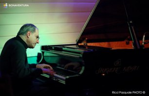 Enrico Pieranunzi al Bonaventura Music Club