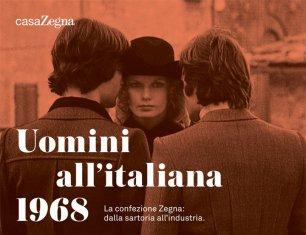 Uomini all'italiana 1968 a Trivero