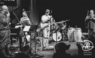 Strana Banda al Blue Note