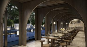 A Palazzo Morando arriva Maio Temporary Restaurant & Bar