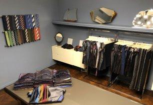 A Milano nasce il primo Slow Shop firmato Bigi Cravatte