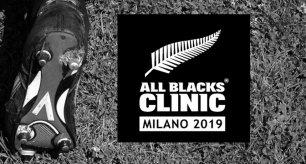 All Blacks Clinic al Centro sportivo Curioni