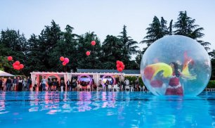 Pool Party all'Aspria Harbour Club