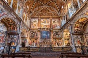 Riapre la Chiesa di San Maurizio al Monastero Maggiore