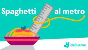 Deliveroo celebra il World Pasta Day