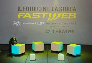 Fastweb a supporto del teatro: al via la rassegna