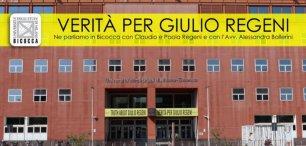 L'Università Milano Bicocca presenta l'aula intitolata a Giulio Regeni