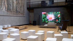 The Wall al Palazzo dell'Informazione