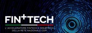 Apre la Call for Applications di Fin+Tech, l'acceleratore Fintech/Insurtech di CDP-Venture Capital