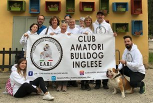 24° #BulldogDay al Green Dog Club