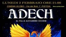 La locandina del film Adech