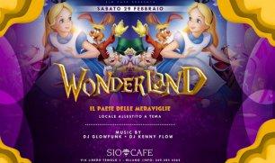 Wonderland Party: Carnevale al Sio Cafè