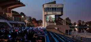 Cinema Bianchini Drive In all'Idroscalo