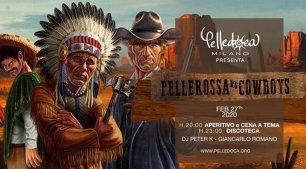 Cowboys & Indiani: Carnevale al Pelledoca
