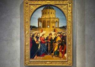Alla Pinacoteca di Brera