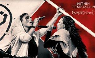 Evanescence e Within Temptation al Mediolanum Forum