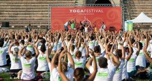 Yoga Day al Parco Sempione