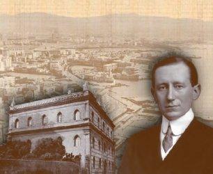 Marconi, Livorno e la Chiesa Valdese