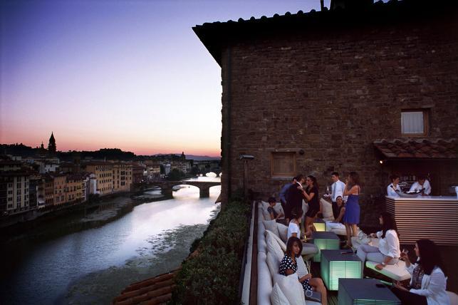Lounge Bar La Terrazza - Lungarno Collection, Firenze - lounge-bar ...