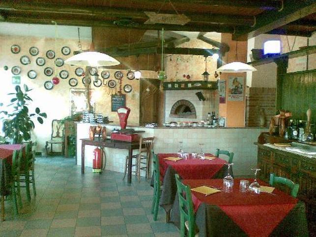 Antica osteria romana camposampiero ristorante for Cucina romana antica