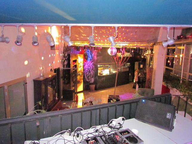 Bar Ristorante Clank Garden