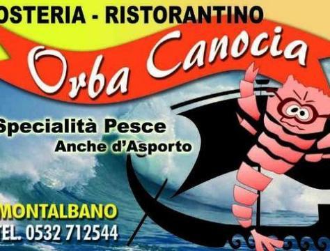 Osteria Ristorantino L'orba Canocia