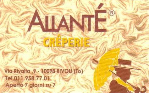 Creperie Allantè