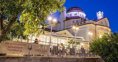 Restaurant Saxifraga Kurhaus