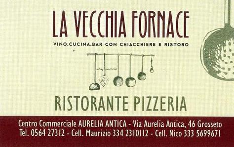 Ristorante Pizzeria La Vecchia Fornace