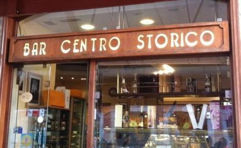 Bar Centro Storico