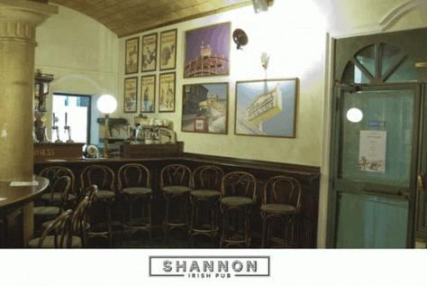 The Shannon Irish Pub