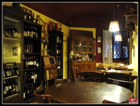 Sette Tavoli Bottiglieria Con...cucina