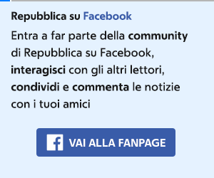 Repubblica.it su Facebook